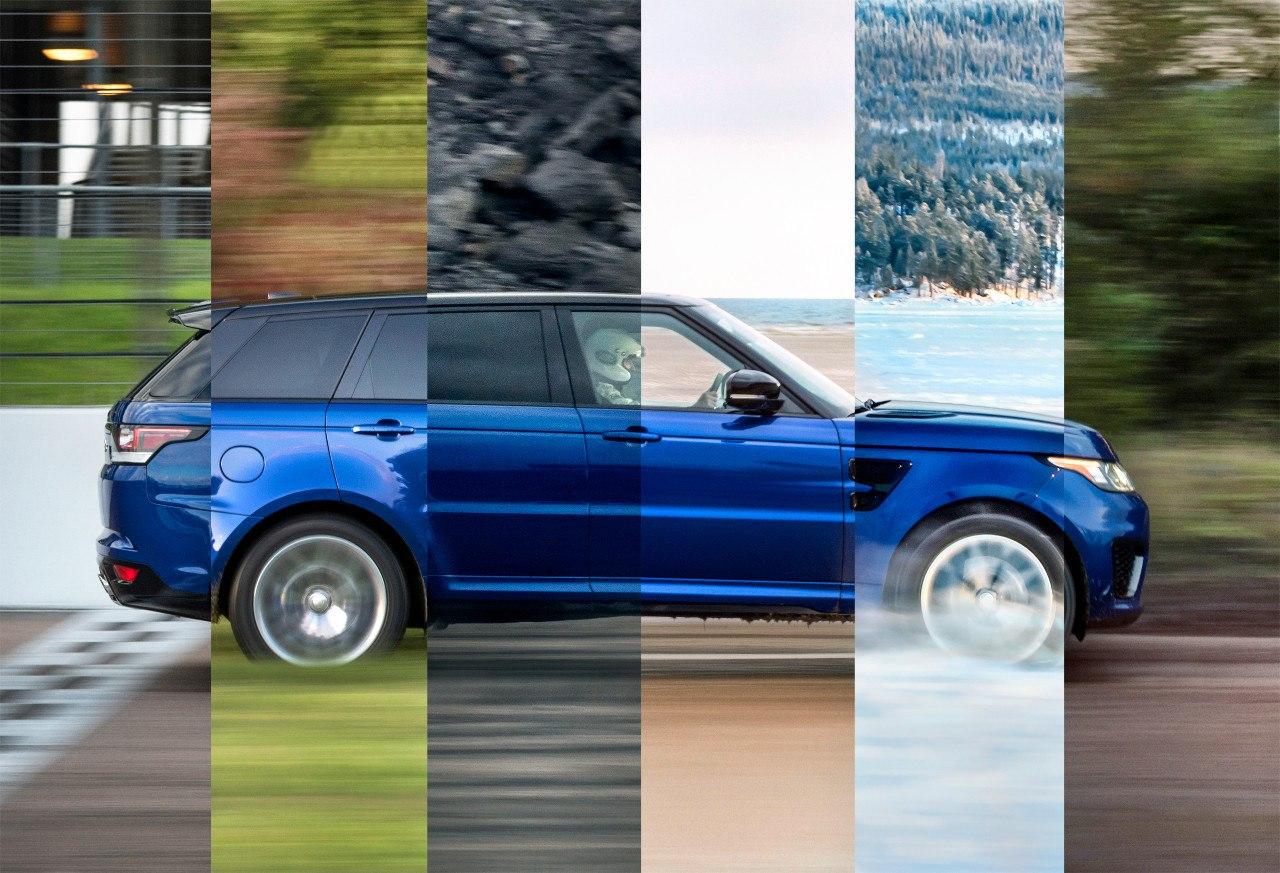 Jaguar Land Rover acusa al Grupo Volkswagen de copiar su sistema Terrain Response