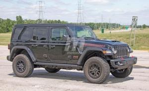 Jeep insinúa la llegada del futuro Wrangler V8