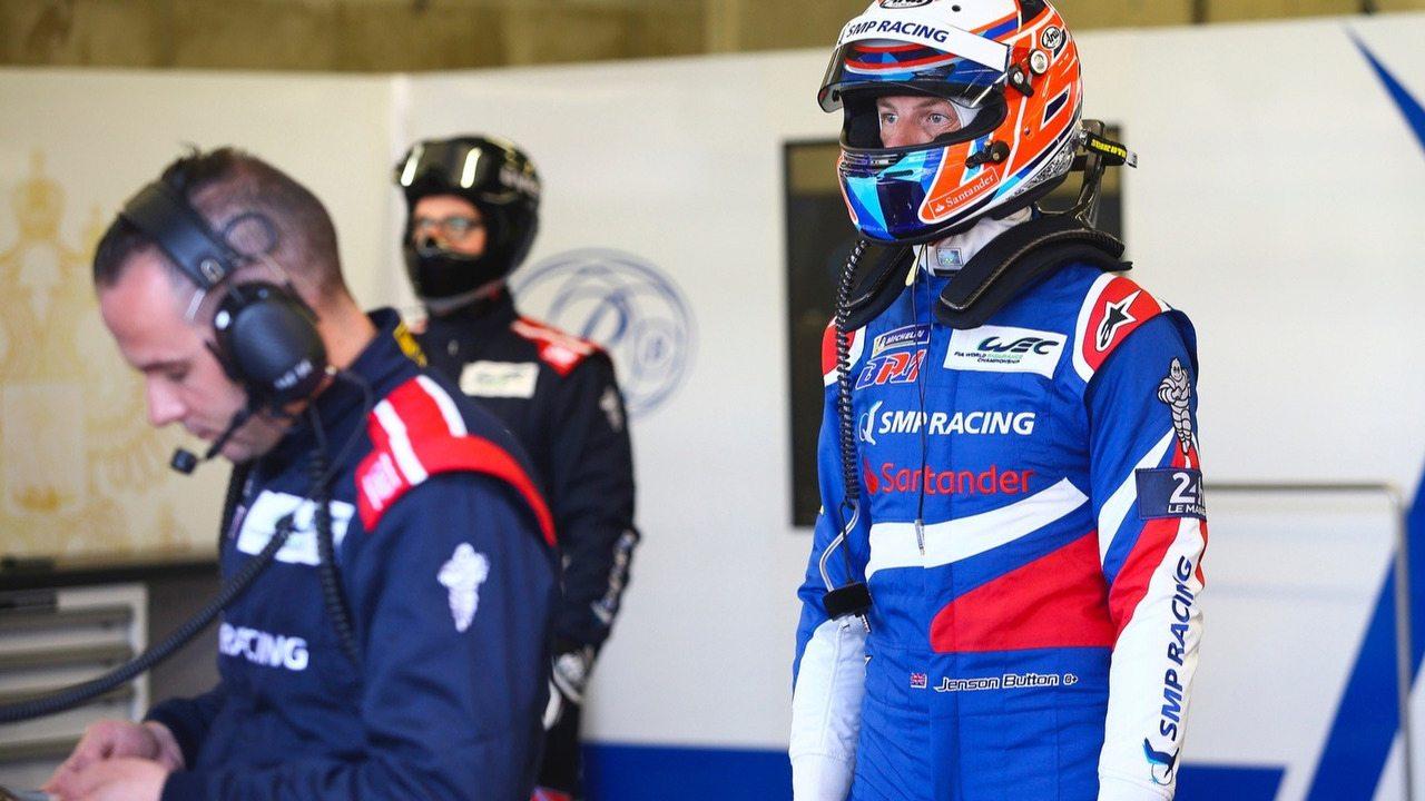 Jenson Button quiere volver a las 24 Horas de Le Mans con su propio equipo