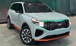 ¡Filtrado! El nuevo KIA Sportage 2021 destinado al mercado chino al descubierto