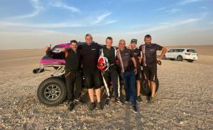 Kris Meeke disputará el Dakar 2021 a los mandos de un UTV de PH Sport