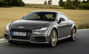 La gama Audi TT estrena la edición especial Bronze Selection