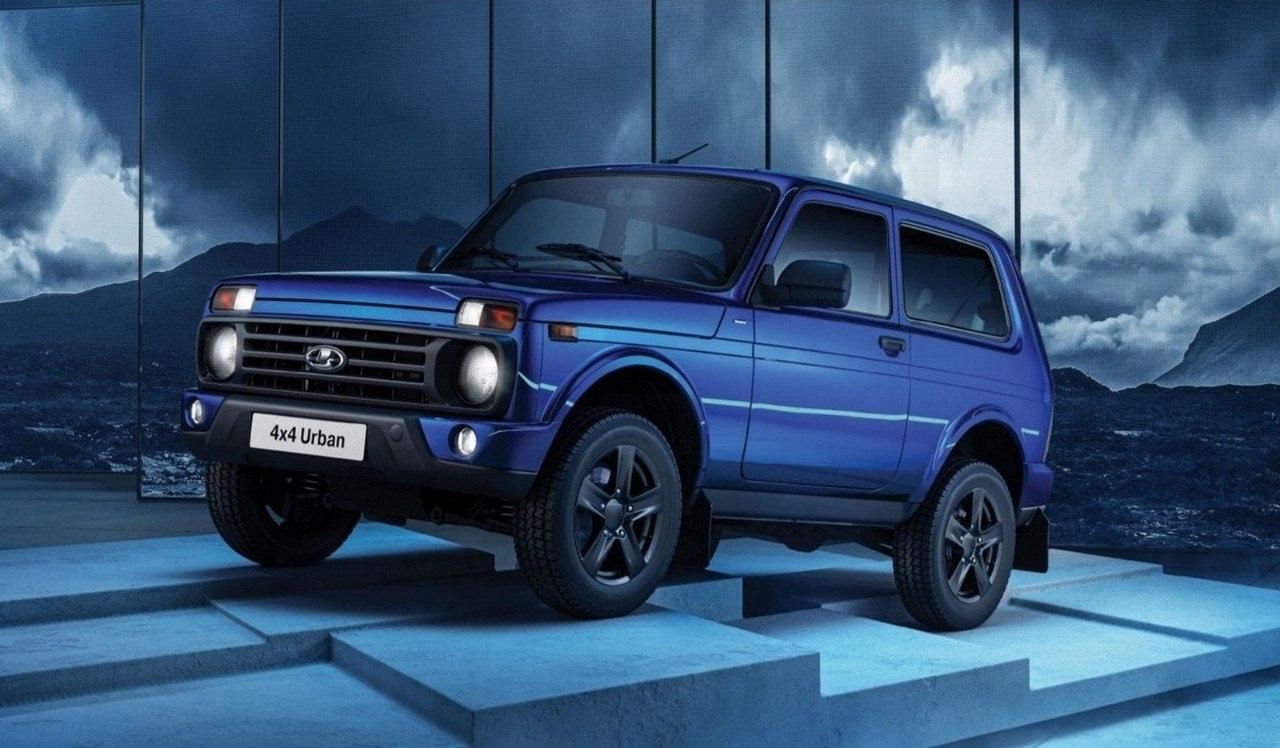 El incombustible y veterano Lada 4x4 estrena en Rusia la edición especial Black