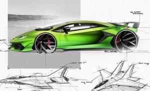 El Lamborghini Aventador 2022 se estrenará con un V12 híbrido y tracción total eléctrica