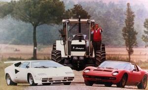 El Countach de Ferruccio Lamborghini se convierte en el ejemplar más caro del modelo