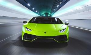 Lamborghini Huracan EVO Fluo Capsule, el deportivo apuesta por los colores llamativos