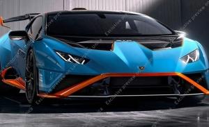El superlativo Lamborghini Huracán STO filtrado poco antes de su presentación
