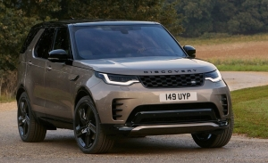 Land Rover Discovery 2021, más eficiente, conectado y confortable