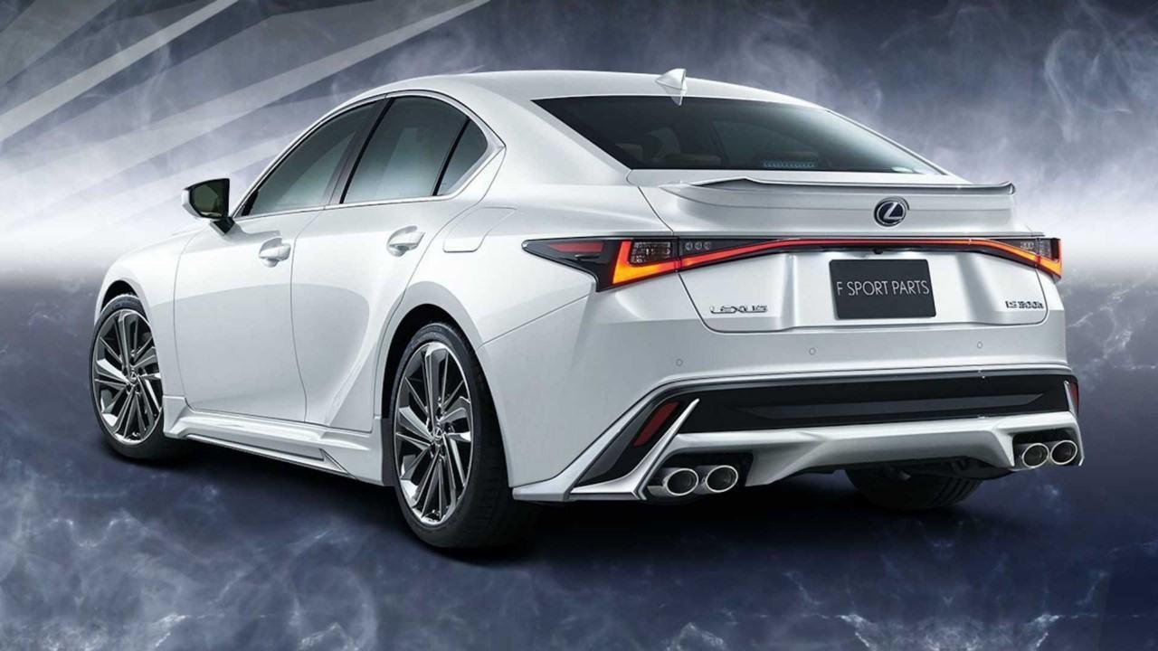 Foto Lexus IS F Sport TRD - exterior