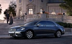 Lincoln deja de producir el Continental y se queda sin sedanes por primera vez en 100 años