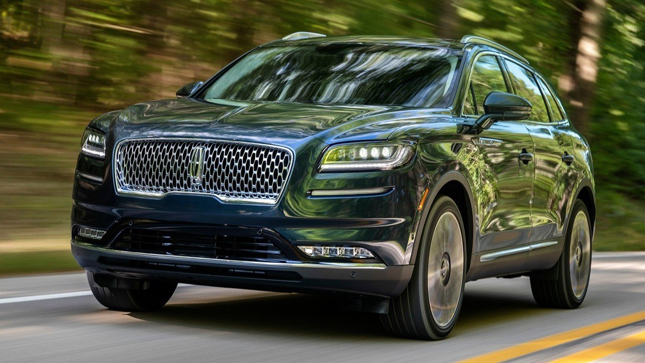 Lincoln Nautilus 2021, la alternativa de lujo al Ford Edge se pone al día