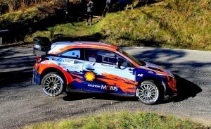 Lista de inscritos del Rally de Monza del WRC 2020