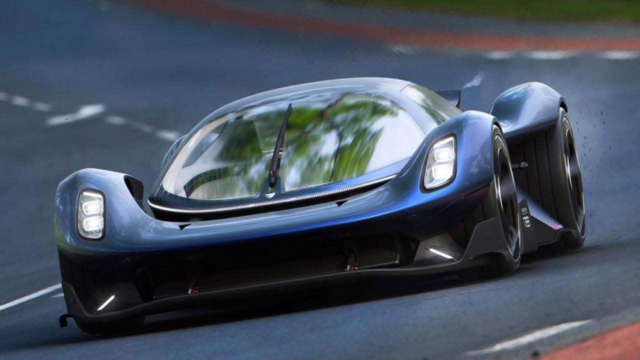 La llama del Vision 1789, en su rumbo hacia Le Mans, sigue muy viva