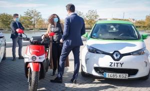 Madrid incentiva deshacerse de un vehículo viejo a cambio de ayudas para alquileres a corto plazo