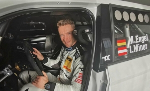 Maro Engel debutará en el WRC a los mandos de un Skoda Fabia R5