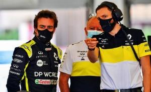 La mayor preocupación de Alonso en su retorno: «Quiero pensar que no sucederá»