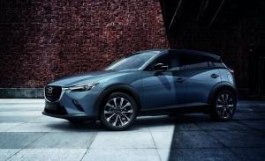 Mazda CX-3 Homura, más deportividad en una edición especial para Alemania