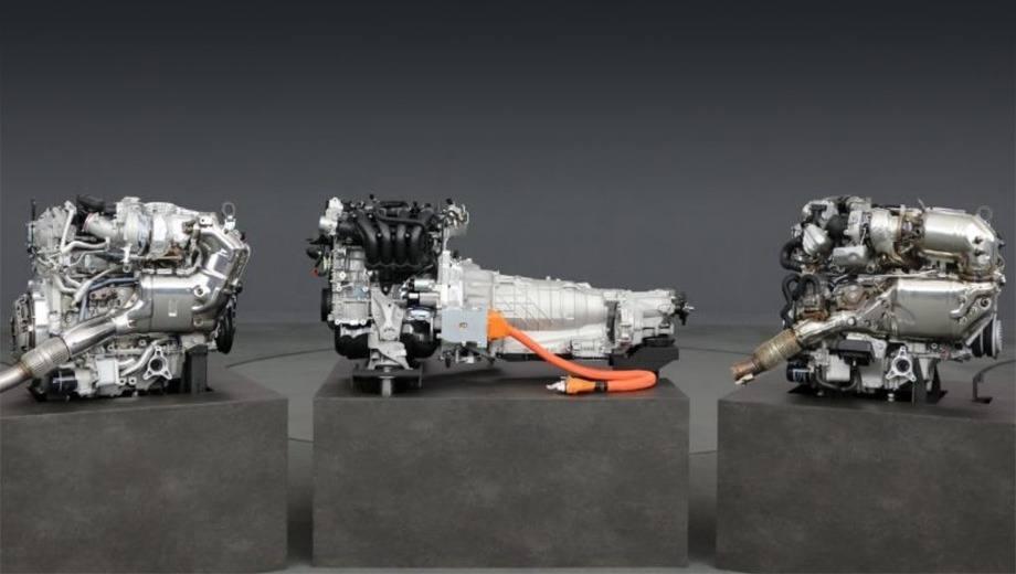 Mazda descubre sus futuros motores, un seis cilindros y un cuatro cilindros híbrido