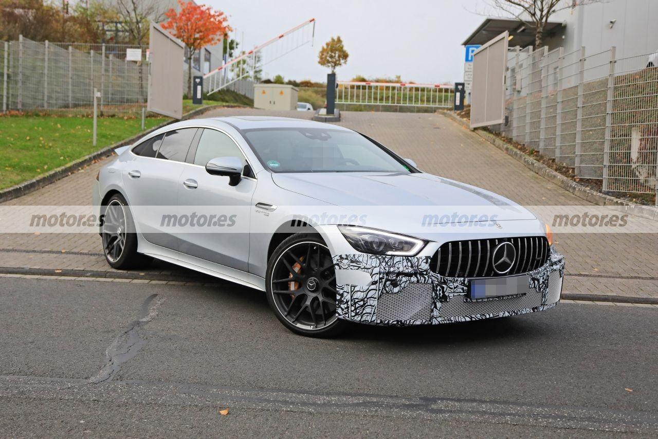 Mercedes Mercedes-AMG GT Berlina Facelift