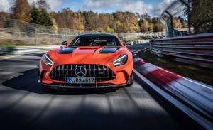 El Mercedes-AMG GT Black Series es el nuevo deportivo más rápido de Nürburgring