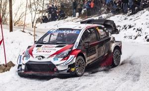 Michelin llevará neumáticos de nieve al Rally de Monza por precaución