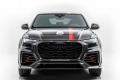 La fibra de carbono y Mansory llevan a un nuevo nivel de prestaciones al Audi RS Q8