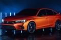 Honda Civic Prototype 2021, adelanto de la nueva generación del compacto japonés