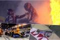 El impactante GP de Bahréin 2020 de F1 resumido en 10 tuits