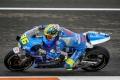 Joan Mir acaricia el título de MotoGP tras su primer triunfo en el GP de Europa