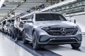 Mercedes EQC 2021, el SUV estrena mejoras y un cargador eléctrico más rápido