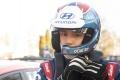 Ole Christian Veiby, to the Monza Rally with a Hyundai i20 WRC Coupé