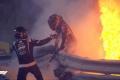 Ross Brawn rinde tributo al Halo y anuncia una investigación del accidente de Grosjean