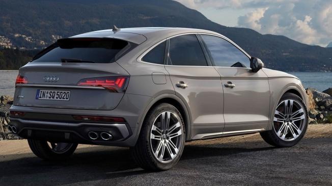 Audi SQ5 Sportback TDI - posterior