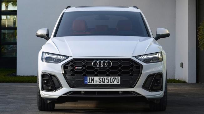 Audi SQ5 TDI 2021 - frontal