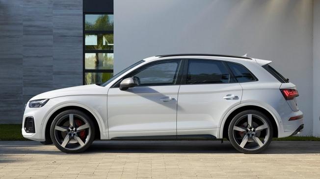 Audi SQ5 TDI 2021 - lateral