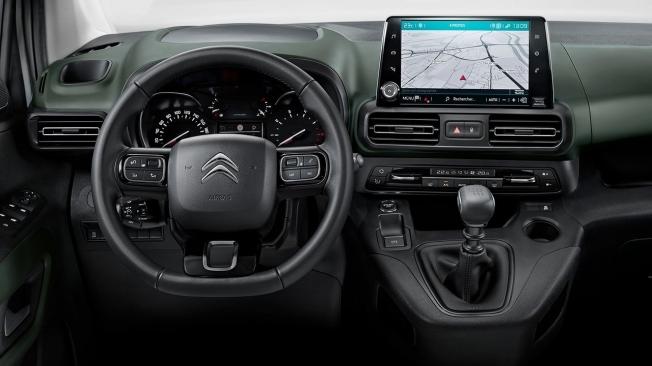 Citroën Berlingo 2021 - interior