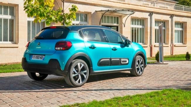 Citroën C3 2020 - posterior