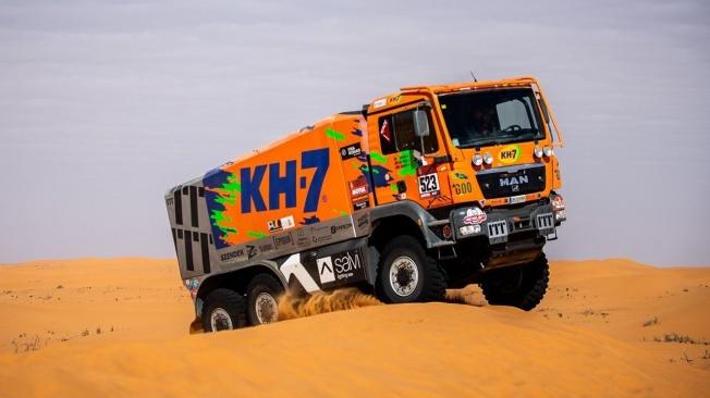 The Dakar 2021 already has a list of entries in cars, SSV and trucks