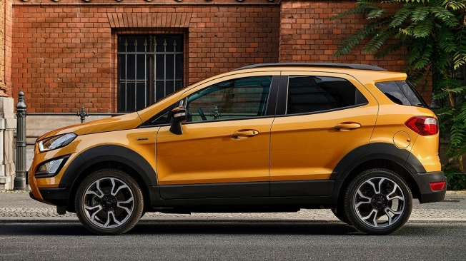 Ford EcoSport Active - lateral