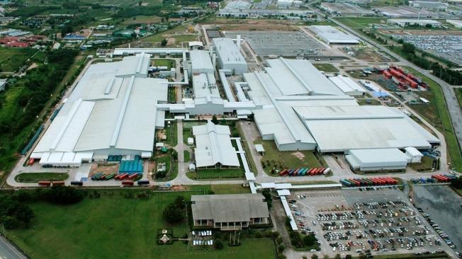 Fábrica de Great Wall en Rayong, Tailandia