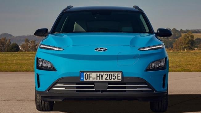Hyundai Kona Eléctrico 2021 - frontal