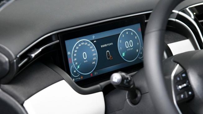 Hyundai Tucson L 2021 - cuadro de instrumentos digital