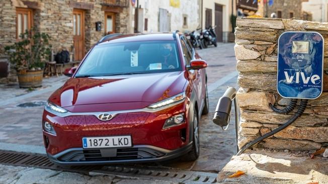 Hyundai VIVe car sharing rural