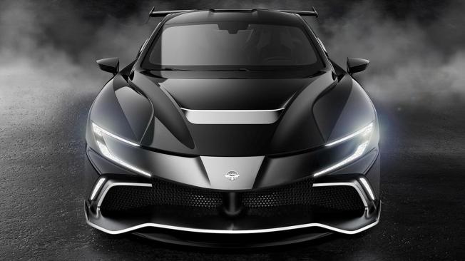 Naran Automotive Naran 2020