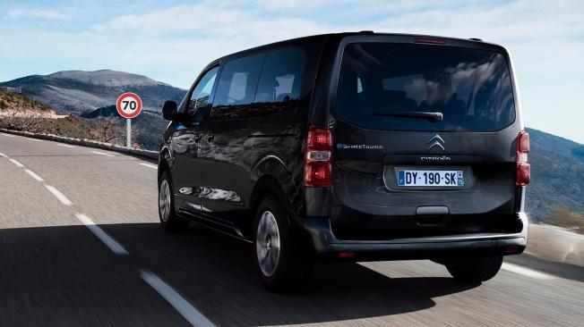 Citroën ë-SpaceTourer - posterior