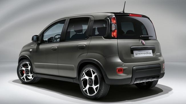 FIAT Panda Sport - rear