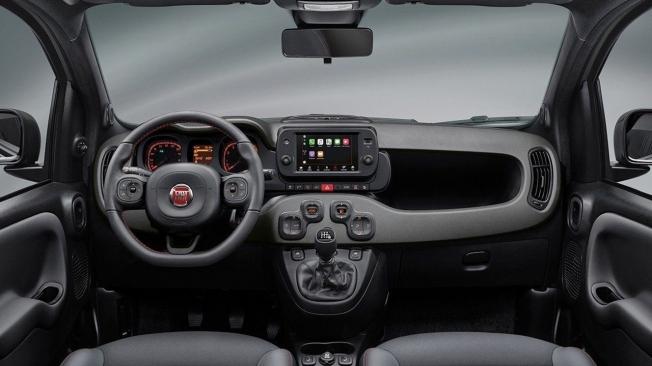 FIAT Panda Sport - interior