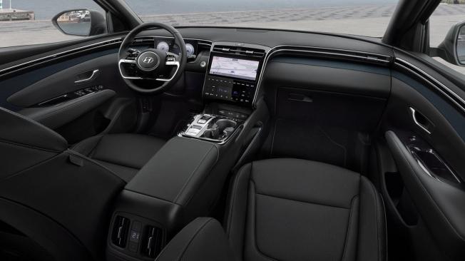Hyundai Tucson 2021 - interior