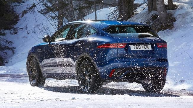 Jaguar E-Pace 2021 - posterior