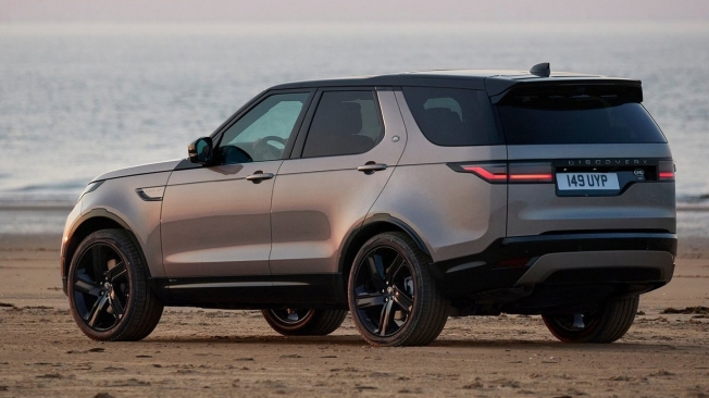 Land Rover Discovery 2021 - posterior